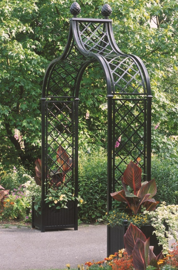 Exceptional Rose Arches For Instant Garden Appeal