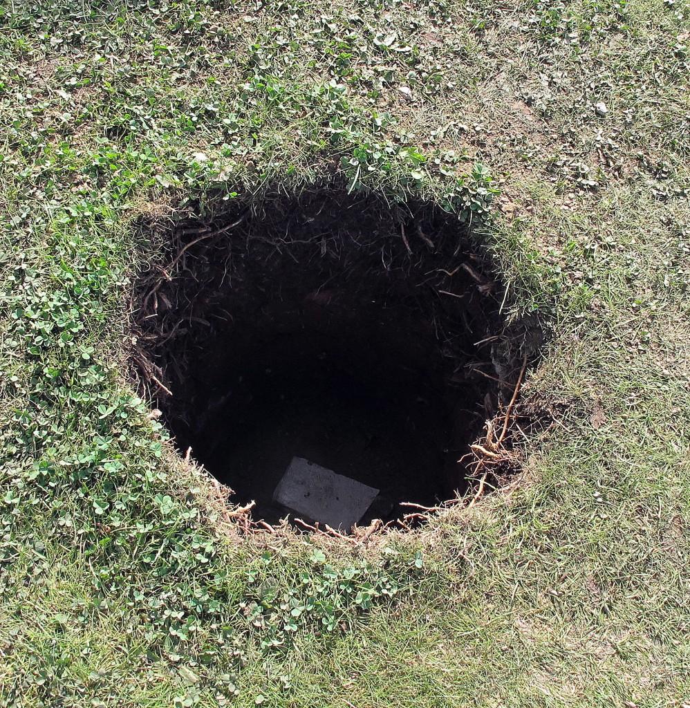 Excavate Foundation Pit